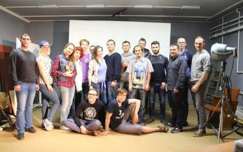 Комсомольцы Рязани приняли участие в конкурсе видеороликов