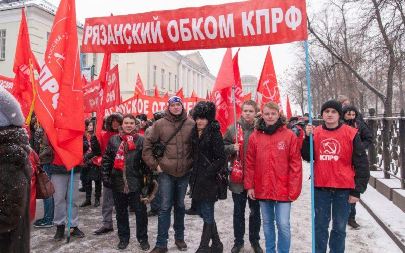 День Советской Армии и Военно-Морского Флота в Москве