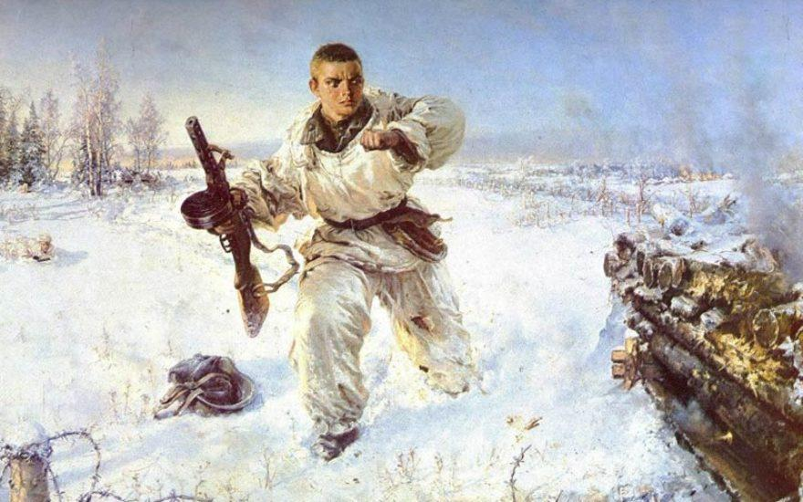 Символ мужества и воинской доблести. 95 лет со дня рождения Александра Матросова