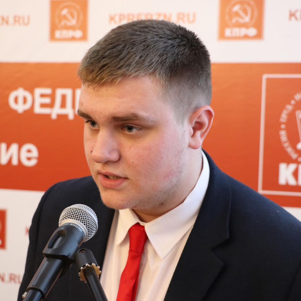 Агафошкин Николай