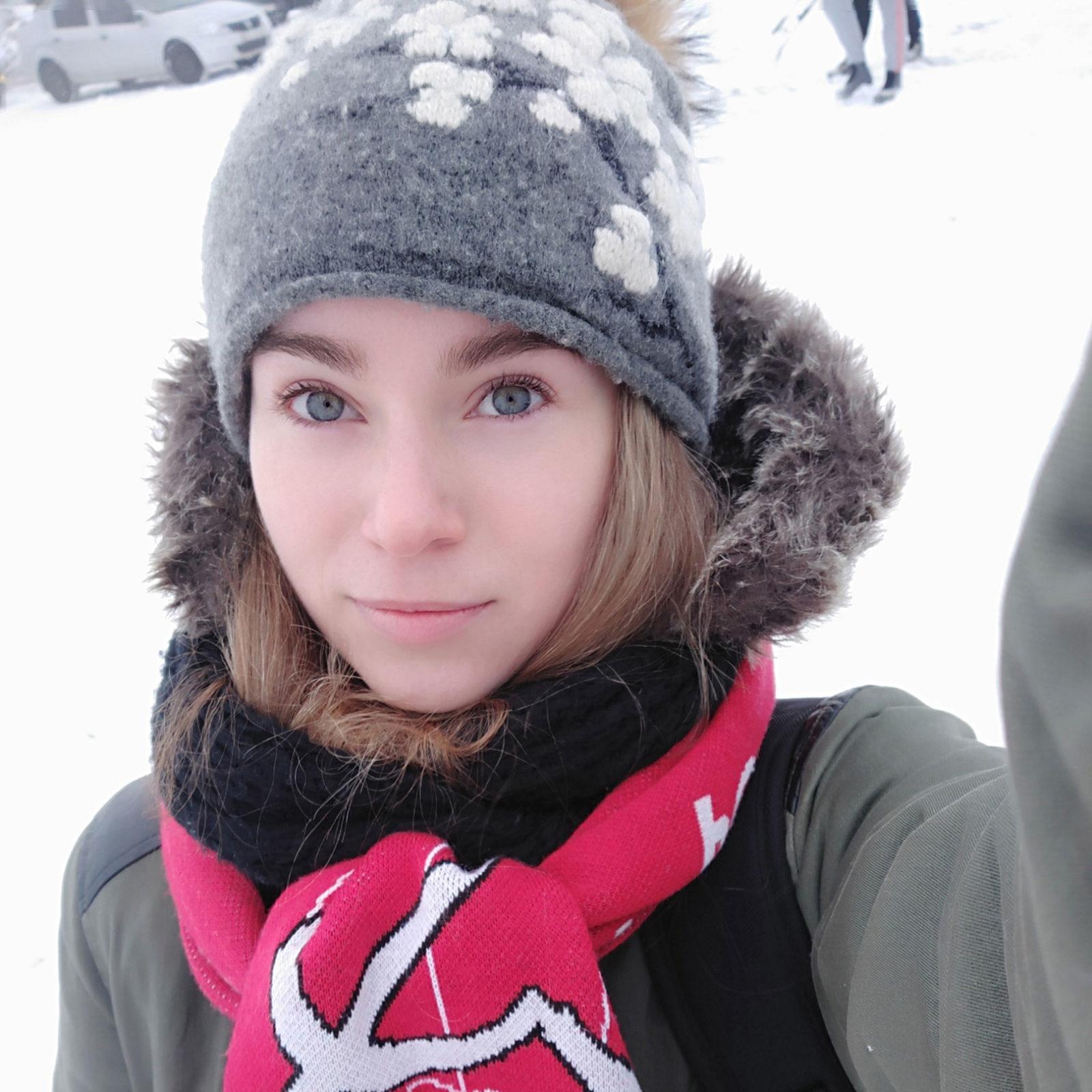 Баринова Евгения