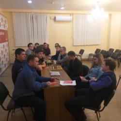 Состоялся I (организационный) Пленум КРК Рязанского областного отделения ЛКСМ РФ