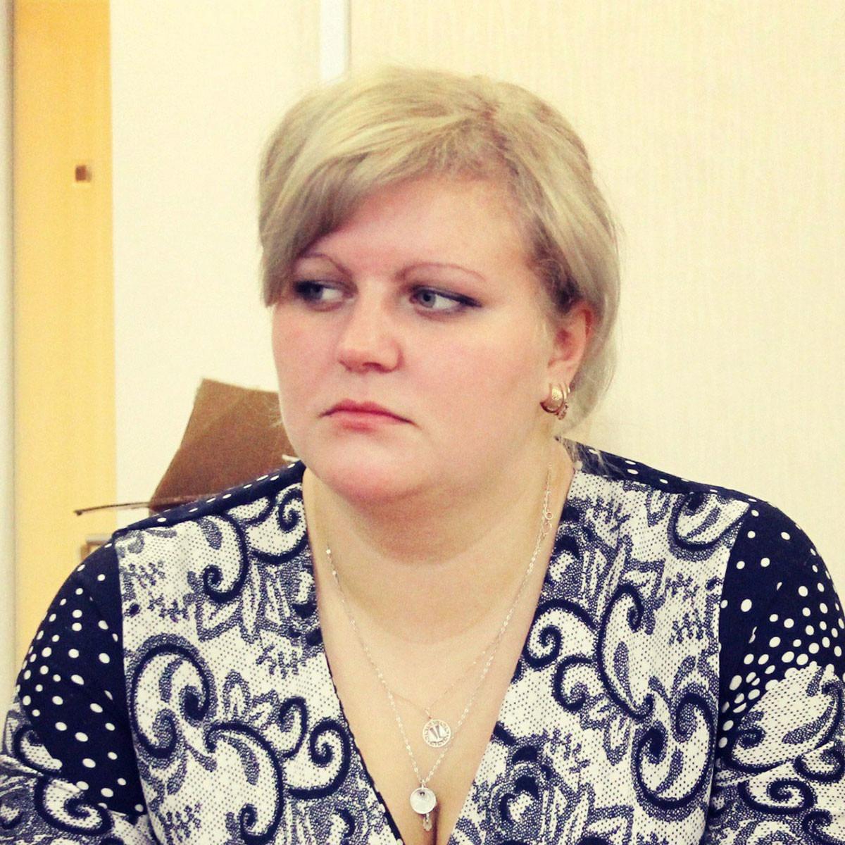 Егоркина Анастасия