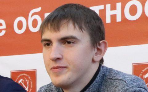 Поздравляем с Днём рождения Дмитрия Евдокимова