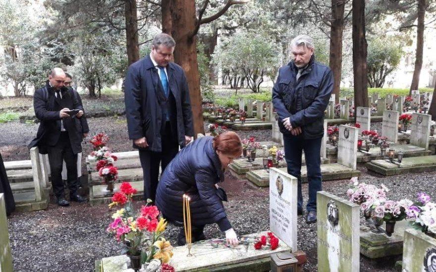 Стали известны затраты на поездку мэра Рязани в Италию