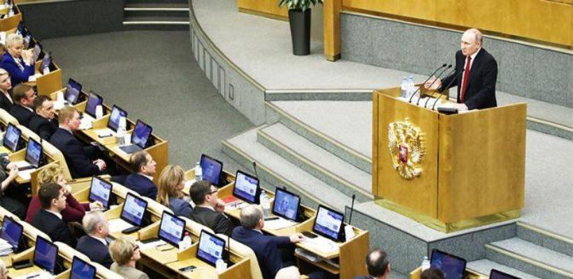 22 апреля россияне решат: Путин — навсегда