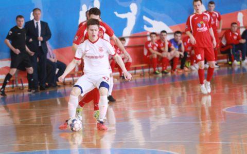 МФК «Красная гвардия» в Рыбном выиграла у «Элекс-Фаворита»