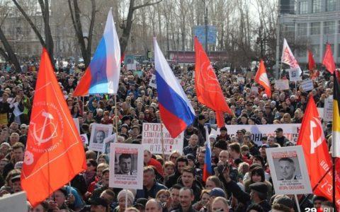 Нынешние выборы покажут «Единой России», что их истинное место – на свалке истории