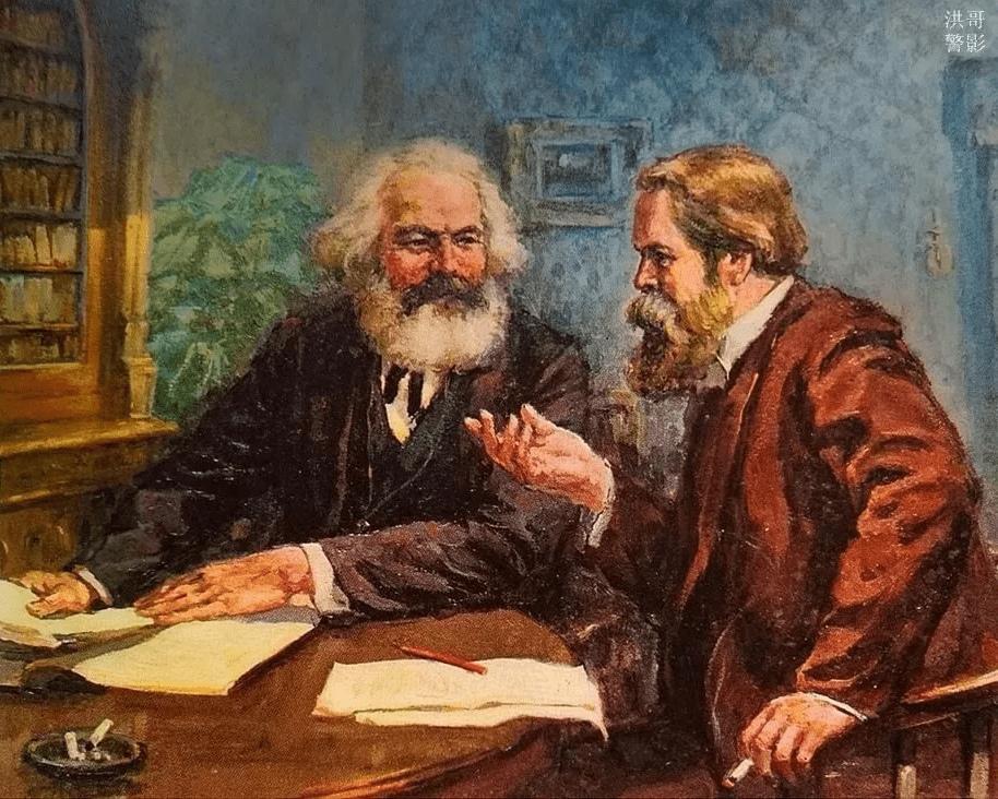 5 августа — день памяти Фридриха Энгельса