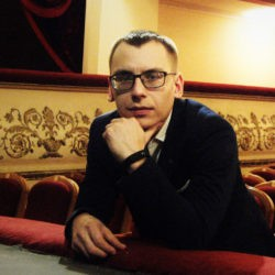 Поздравляем с Днём Рождения Михаила Савушкина
