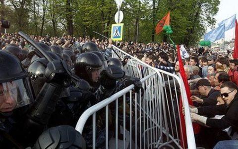 О грядущих протестах и законности самоизоляции