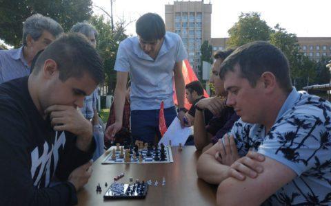 В Рязани прошёл шахматный турнир среди комсомольской молодёжи